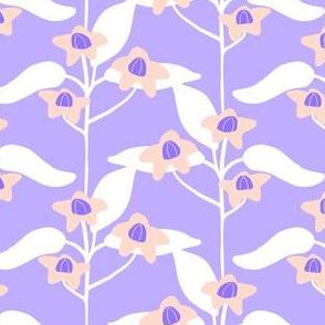 Vine Flower - Lilac