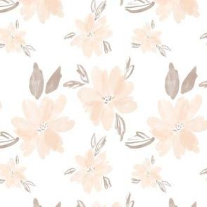 Dainty Darling Floral-5.25x5.25