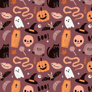 Halloween dark
