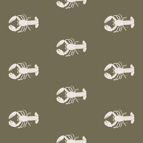 Olive Lobster
