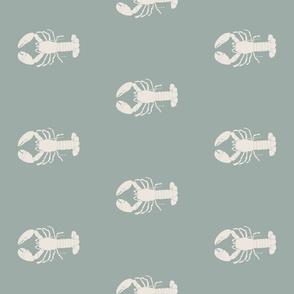 Winter Mint Lobster