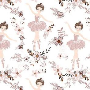 Swan Ballerina Pink