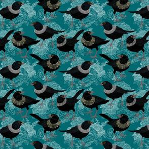 RUTH BADER GINSBIRD SMALL BLUE