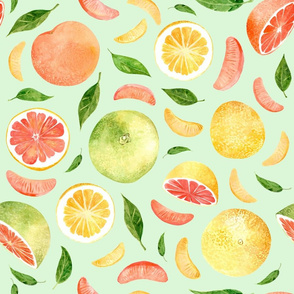 Grapefruit Varieties Celadon