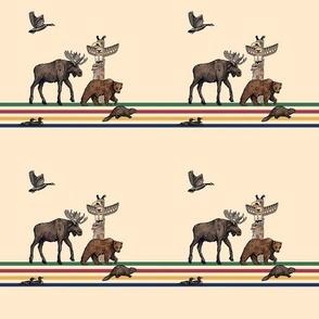 Canadiana Animals