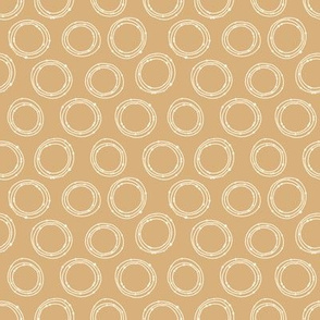 Square - Circles patterns