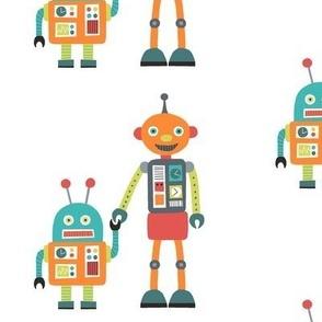 Robot Buddies