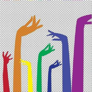 LGBTQ Arms