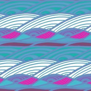 Wave Pattern IV