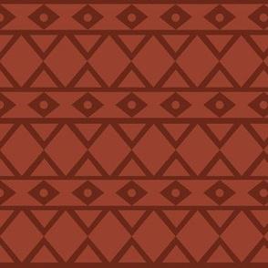 Rust Tribal