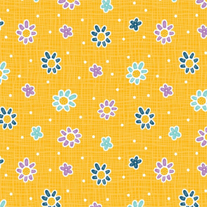 Cleo-Floral-Yellow Complimentary