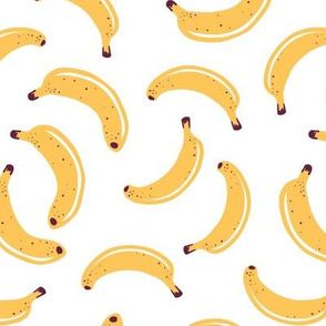 Yellow Banana Toss