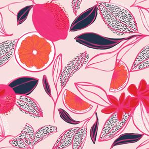 Citrus Kiss - Pink