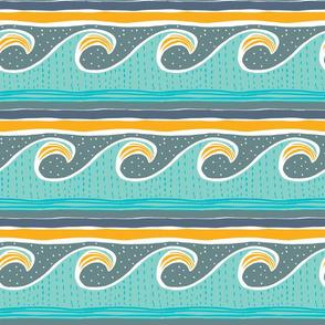 Wave Pattern V