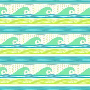 Wave Pattern II