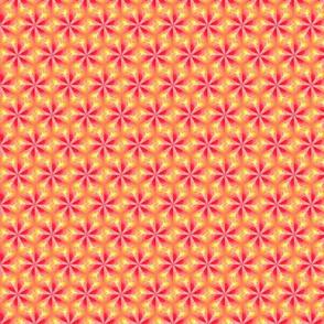 Pinwheel reds, yellows and more