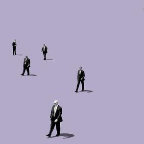 Men in Black (lavender)