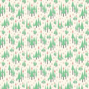 XM Pines Crm Mint