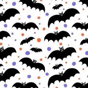 Batty and Dotty Halloween