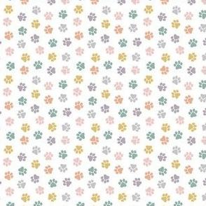 Gingerbread Cookies - Dark Green Medium Scale 8x8