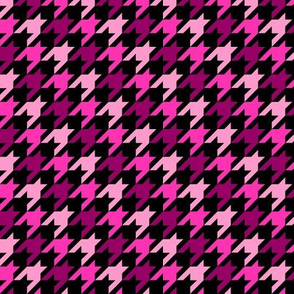 The Rachel - Houndstooth