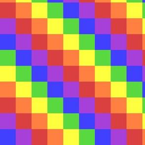 Rainbow Squares
