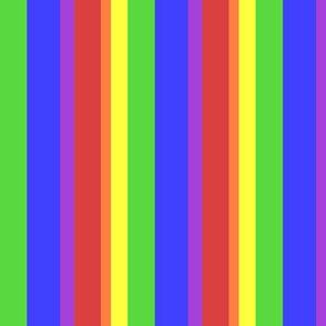 Rainbow Stripes - Varied