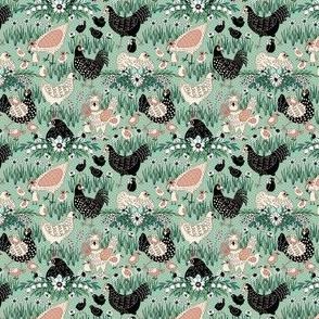 Spring Chickens // MINI