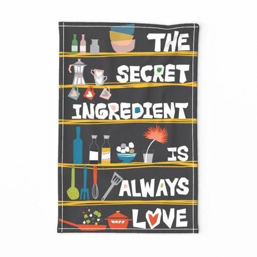 kitchen wisdom_love