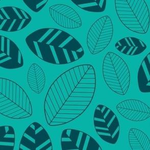 Vida Tropical - Green
