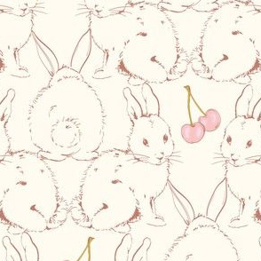 Bunny Tails and Cherries