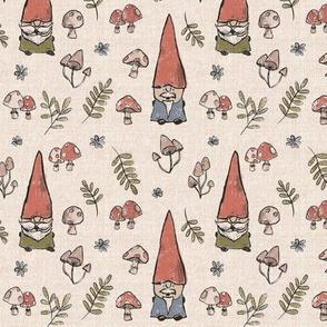 Woodland Gnomes Small