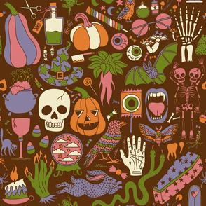 Spooky Curisities