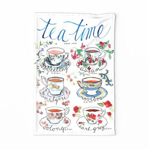 brewing times loose leaf tea