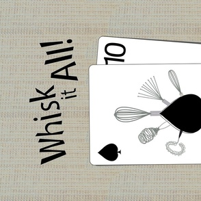 Whisk it All Tea Towel