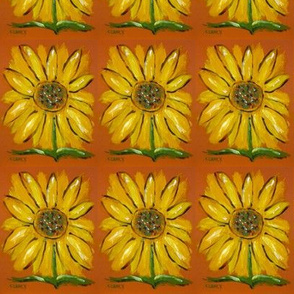 Sunflower for Jackie