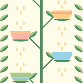 Tea Garden Medium