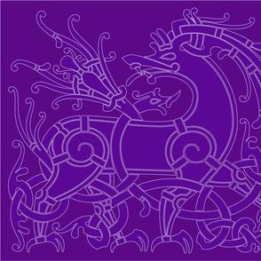 Ringerike 04 purple FQ