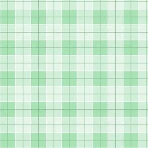 Simply Cute Gingham - Green