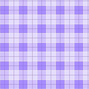Simply Cute Gingham - Purple