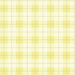 Simply Cute Gingham - Yellow