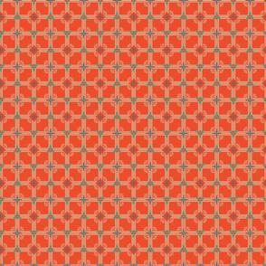 XM Plaid Red