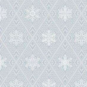 Cozy Knit Diamonds S