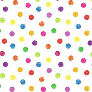 Crayon Dots - Medium