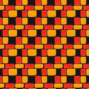 Square Pattern Dark
