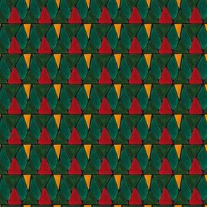 Triangle Pattern Dark