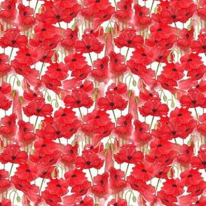 Field Pattern White
