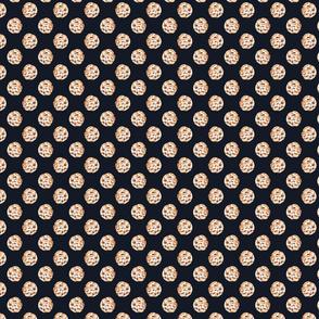 Cookies Pattern Dark