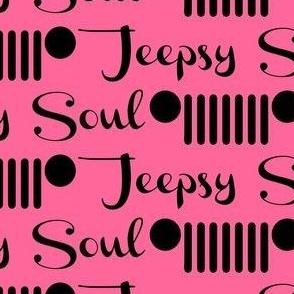 """jeepsy soul pink 1.5"""""""