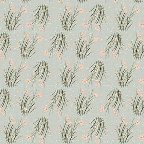 Bella-Nora whimsical garden pattern